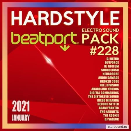 Beatport Hardstyle: Sound Pack #228 (2021)