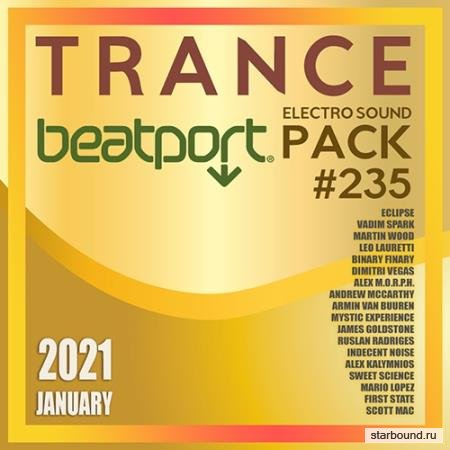 Beatport Trance: Electro Sound Pack #235 (2021)