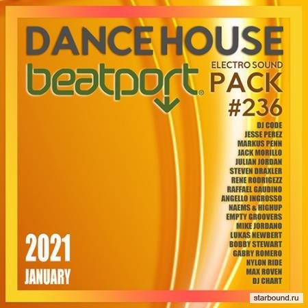 Beatport Dance House: Sound Pack #236 (2021)