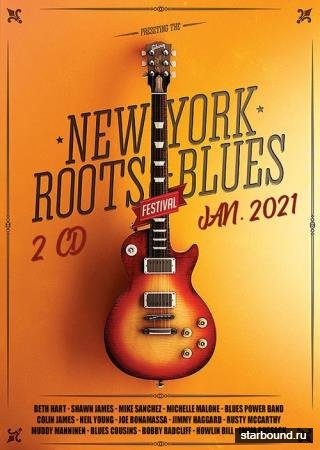 New York Roots Blues (2021)