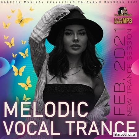 Melodic Vocal Trance (2021)