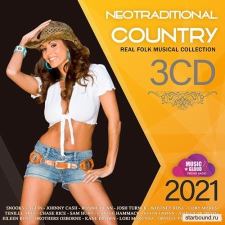 3CD Neo Traditional Country (2021)