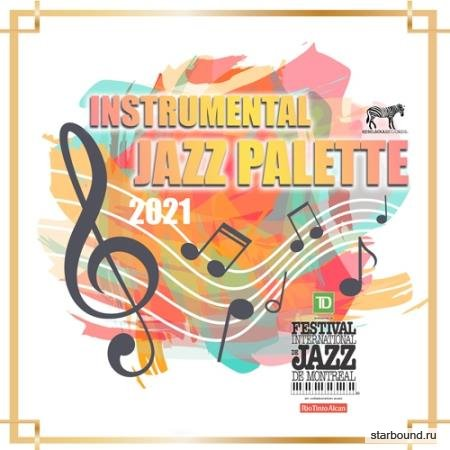 Instrumental Jazz Palette (2021)