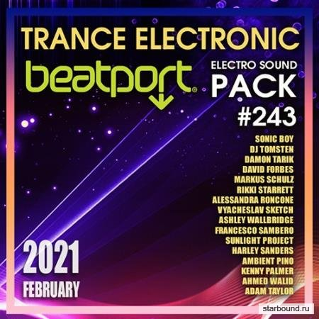 Beatport Trance: Electro Sound Pack #243 (2021)