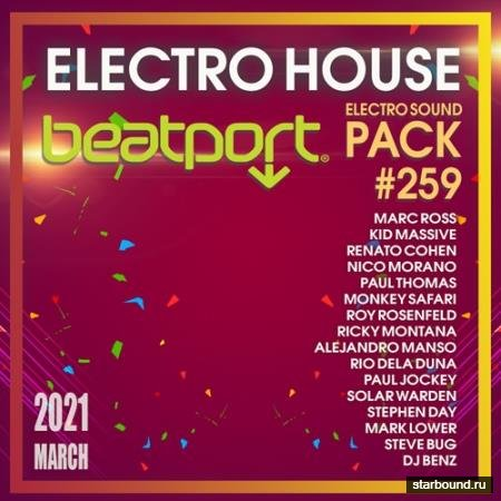 Beatport Electro House: Sound Pack #259 (2021)