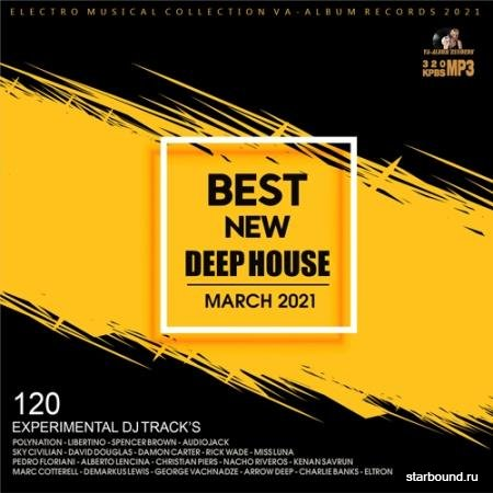 Best New Deep House (2021)