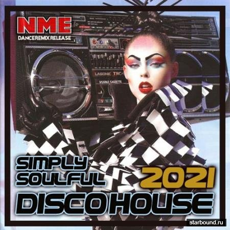 Simply Soulful Disco House (2021)