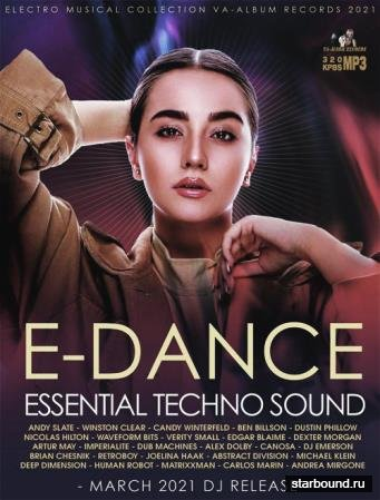 E-Dance: Essential Techno Sound (2021)