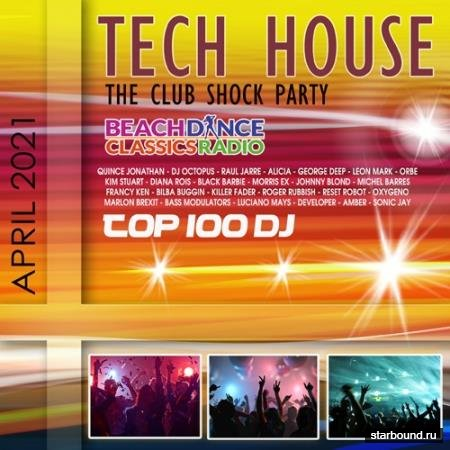 Tech House: The Club Shock Party (2021)