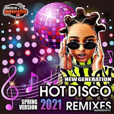 Hot Disco Remixes (2021)