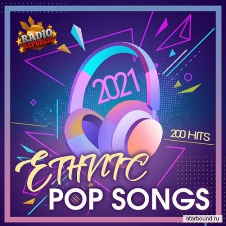 200 Ethnic Pop Songs (2021)